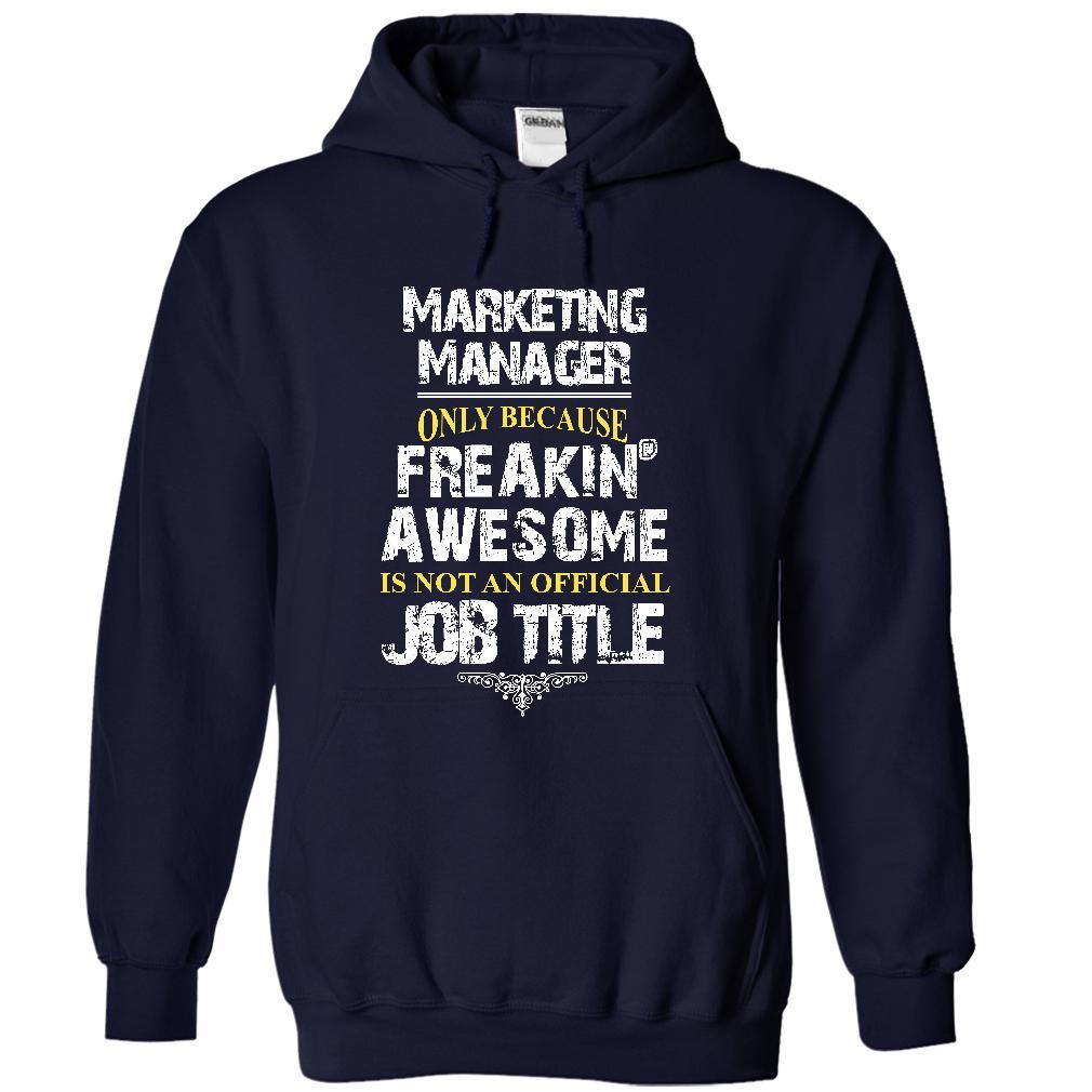 The Marketing Tshirt